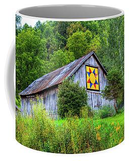 Rays Star Coffee Mug