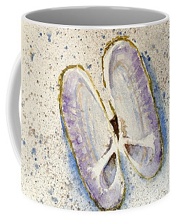 Razor Clam Study #2 Coffee Mug