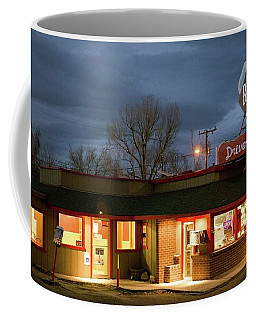 R B Drive-in Coffee Mug