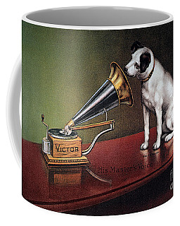 Rca Victor Trademark - To License For Professional Use Visit Granger.com Coffee Mug
