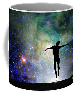 Reach For The Stars Coffee Mug
