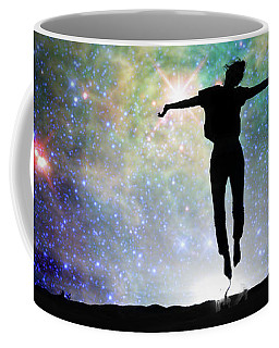 Reach For The Stars Coffee Mug
