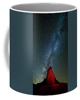 Coffee Mug featuring the photograph Reach For The Stars by Stephen Stookey