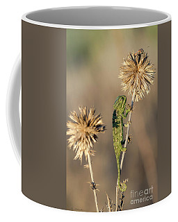 Reach High Coffee Mug