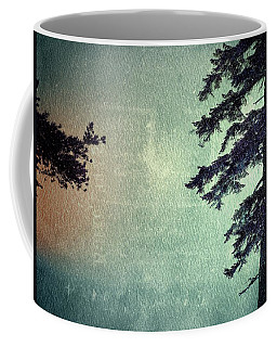 Reach Me  Coffee Mug by Mark Ross