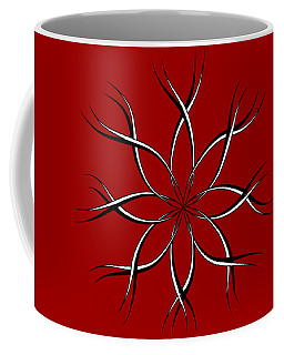 Reaching Coffee Mug by Dee Cresswell