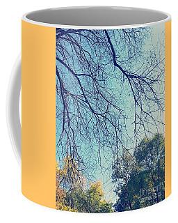 Reaching For Fall Coffee Mug