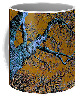 Reaching For The Skies Coffee Mug