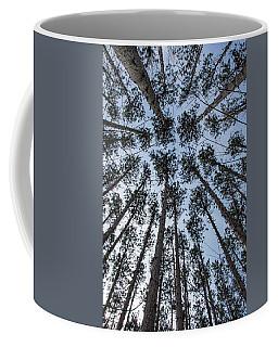 Reaching For The Sky Coffee Mug