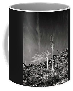 Reaching For The Sky Coffee Mug by Timothy Bulone