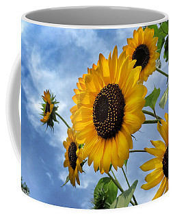 Reaching For The Sun Coffee Mug