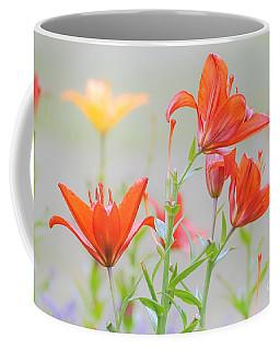 Reaching Higher Coffee Mug