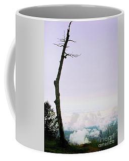 Reaching In The Shenandoah Coffee Mug