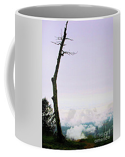 Reaching In The Shenandoah Coffee Mug