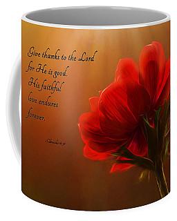 Reaching Inspiration Coffee Mug