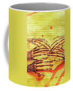 Reaching The Technological Singularity  Coffee Mug