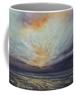 Reaching Higher Coffee Mug by Valerie Travers