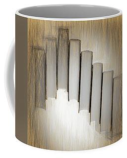 Read Me Slowly Coffee Mug by Sir Josef - Social Critic -  Maha Art