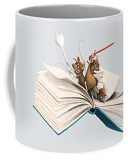 Reading Is An Adventure Coffee Mug