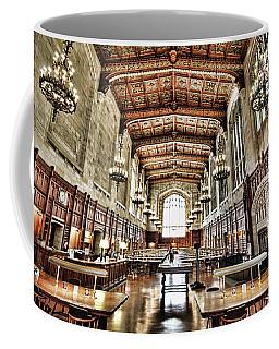 Reading Room Coffee Mug