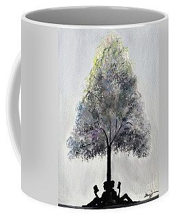 Reading Tree Coffee Mug
