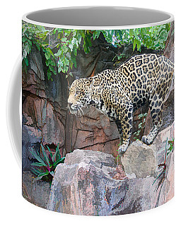Ready For Attack Coffee Mug