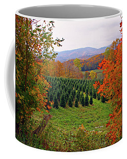 Ready For Christmas Coffee Mug by Dale R Carlson