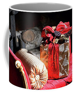 Coffee Mug featuring the photograph Ready For Christmas by Cindy Manero