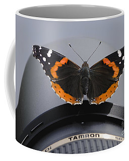 Ready For Takeoff Coffee Mug by Andrea Silies