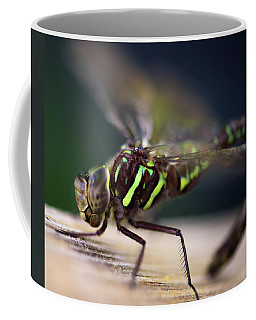 Ready For Takeoff Coffee Mug by Sherman Perry