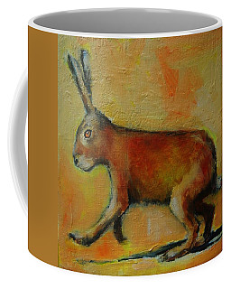 A Good Hare Day Coffee Mug by Jean Cormier