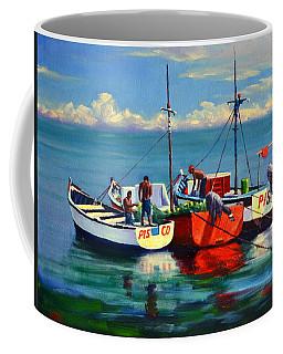 Ready For The Sea, Peru Impression Coffee Mug