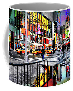 Coffee Mug featuring the photograph Ready Or Not by Diana Angstadt