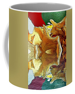 Ready To Fly Coffee Mug by Kathie Chicoine