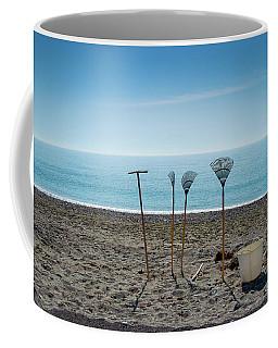 Ready To Go Fishing  Coffee Mug