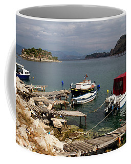 Coffee Mug featuring the photograph Ready To Go by Shirley Mitchell