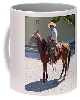 Real Cowboy Coffee Mug