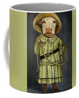 Real Cowgirl 2 Coffee Mug