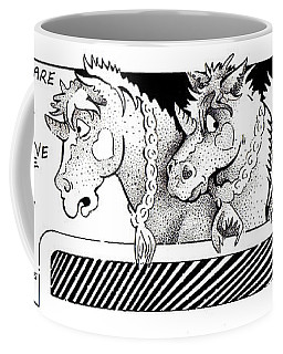 Real Unicorns Fpi Cartoon Coffee Mug