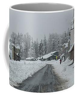 Real Winter Coffee Mug