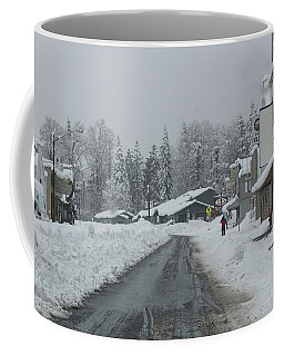 Real Winter Coffee Mug