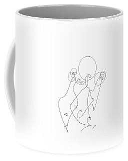 Really Loose Drawing 2 Coffee Mug