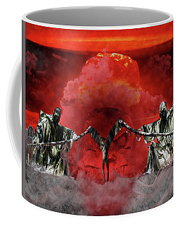 Reapers  Coffee Mug by Ken Frischkorn