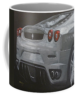 Rear Ferrari F430 Coffee Mug