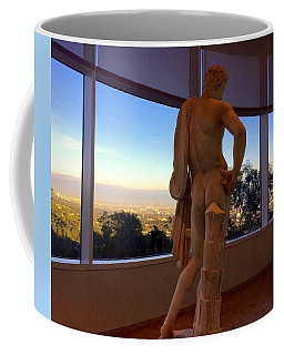 Rear View Coffee Mug