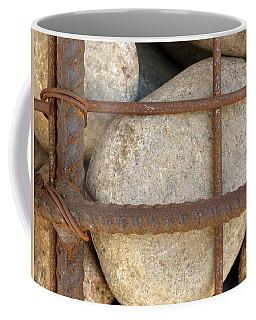 Rebar And Rocks Coffee Mug