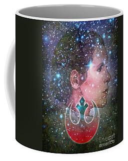 Rebel Princess Coffee Mug