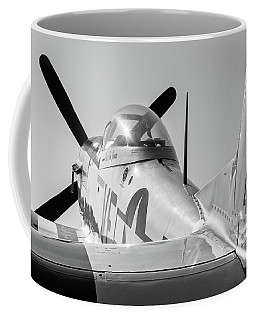 Rebel Steed - 2017 Christopher Buff, Www.aviationbuff.com Coffee Mug