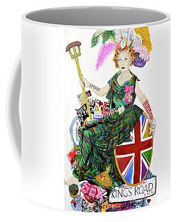 Rebel With A Cause Coffee Mug