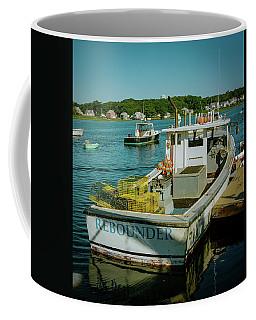 Rebounder Coffee Mug